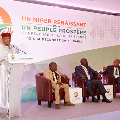 Transformation of the rural world – Speech by Mr Albadé Abouba, Minister of State, Minister of Agriculture and Livestock