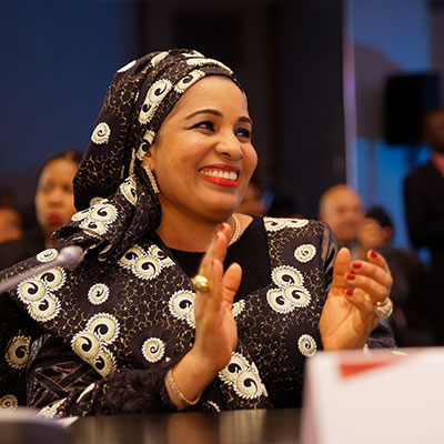 The First Lady of Niger